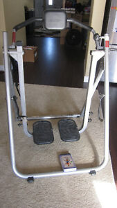 Walker exercise equipment