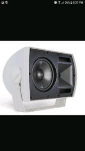 NEW Klipsch CA-800-T Surface Mount Outdoor Speaker