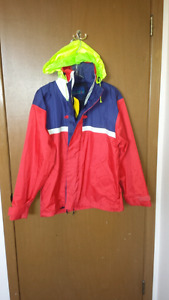 Outdoor rain weather clothing