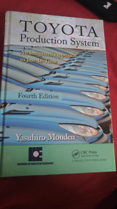 Toyota Production System 4th Edition