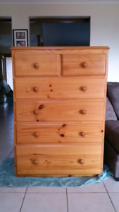 Large Tallboy Chest of Drawers