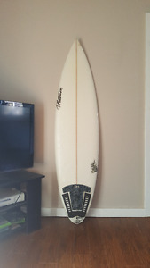 """Surfboard Timmy Patterson 6'2"""""""