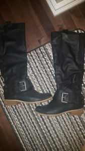 Steve madden boots - like new size 7.5