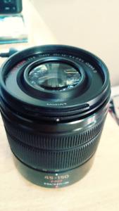 Panasonic lumix 45-150mm F/4-5.6 lens