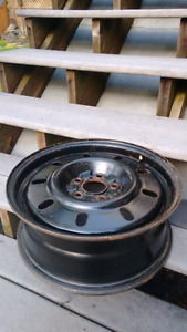 "4 Steel Rims for sale 16"" 108x5"