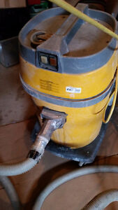 $170 · Ghibli Johnny Vac AS58 commercial vaccum canister type.
