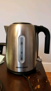 NEEDS TO GO BY APRIL 21ST! Eletric Kettle