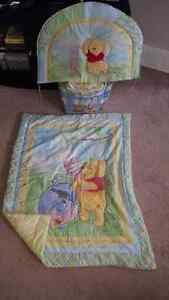 Winnie the Pooh and Friends Bedding  Cambridge Kitchener Area image 1