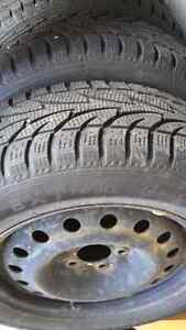 4WINTER CLAW TIRES RIMS AND COVERS St. John's Newfoundland image 2