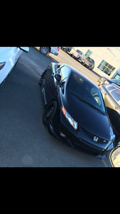 2012 Honda Civic Si HFP Coupe (2 door)