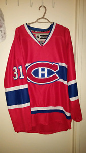 Montreal Habs CAREY PRICE 31 Jersey