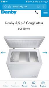 Congélateur Danby