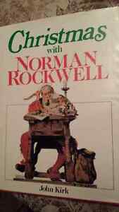 NORMAN ROCKWELL BOOK - 77 pages