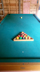 4 by 8 pool table