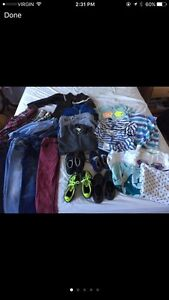 Lot of Boys Clothes size 6-8 (H&M,GAP,Old Navy)