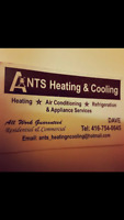 ANTS Heating & Air Conditioning Residential & Commercial