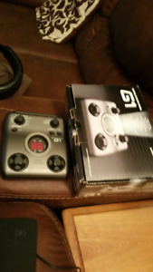 Zoom G1 Effects Pedal