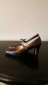 Ferragamo Mary Jane shoes