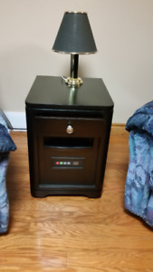 Twin Star 1500W movable heater