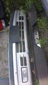 FRONT BUMPER COVER WITH FOG LIGHTS FOR A 97 BMW 318i Windsor Region Ontario image 1