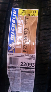 """New 20"""" tires"""