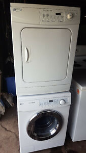 Apt. size washer and electric dryer 250.00, Delivery available