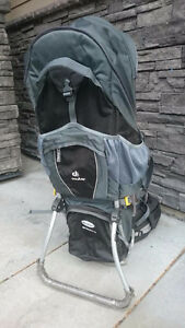 Deuter Kid Comfort iii Child Carrier Backpack