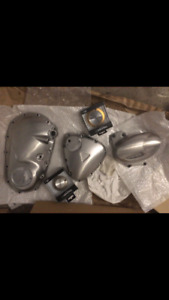 Triumph 1200cc Engine Case and Inspection Covers