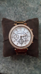 Authentic Ladies Micheal Kors Watch