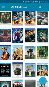 DVD'S, BLURAY, CDS FOR SALE