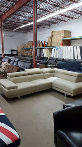 2 piece sectional - Delivery Available