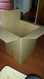 CARDBOARD MOVING PACKING BOXES CARTONS