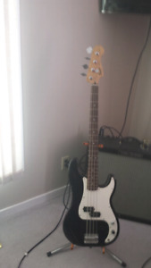 Fender Squire P. BASS