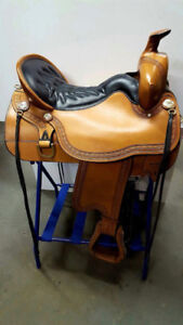 Apache Tucker Western Trail Saddle in New Condition!rd