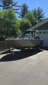 2006 Lowe FS165 Fish and Ski