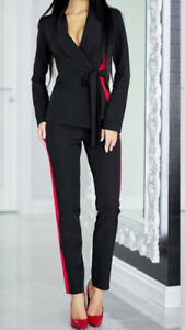 CUSTOM MADE WOMEN'S BUSSINESS SUITS