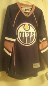 Edmonton Oilers Jeresey