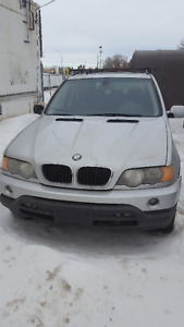 2001 BMW X5 - 3.0i.... Parting out, All Parts Available!!