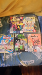 Archie comic books NEED GONE ASAP