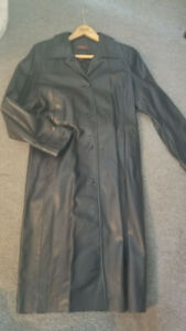 Danier leather jacket and pants