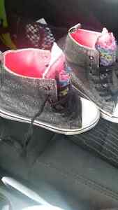 Size 13 converse high tops Kitchener / Waterloo Kitchener Area image 2