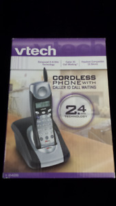 NEW Cordless Home Phone, Family Landline, Caller ID,Call Waiting