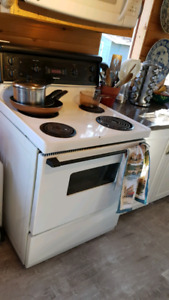30 inch Moffit Stove