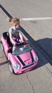 Mini cooper (power wheels)