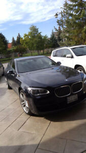 2014 BMW 7-Series Sedan 750i xDrive AWD.  Only 39,000 KM!