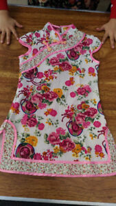 Child's Chinese dress