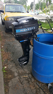 Trading . Trolling motor and 9.8
