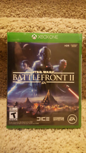 New Star Wars: Battlefront 2 for Xbox One