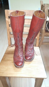 Mountie boots