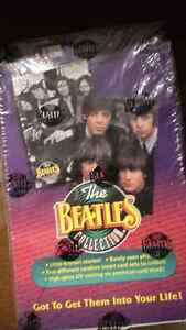 BEATLES COLLECTABLE CARDS, NEVER OPENED 1993